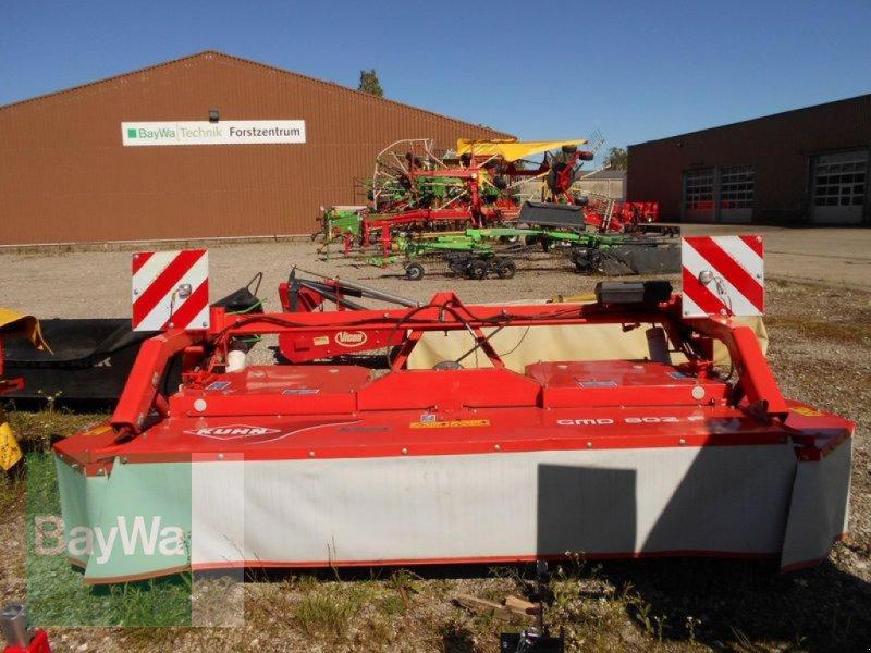 Mähwerk des Typs Kuhn GMD 802 F, Gebrauchtmaschine in Mindelheim (Bild 4)
