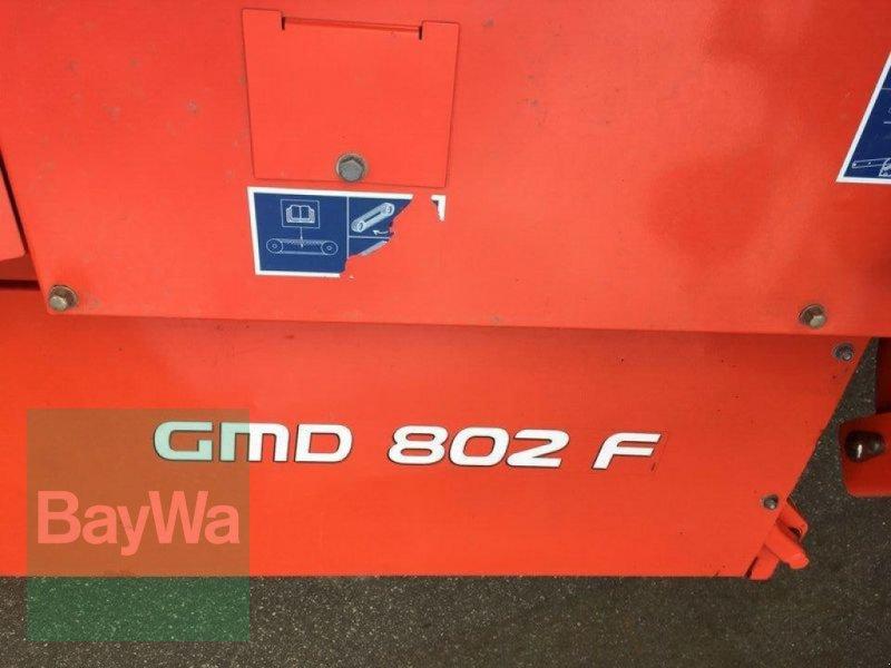 Mähwerk des Typs Kuhn GMD 802 F, Gebrauchtmaschine in Weiden i.d.Opf. (Bild 3)
