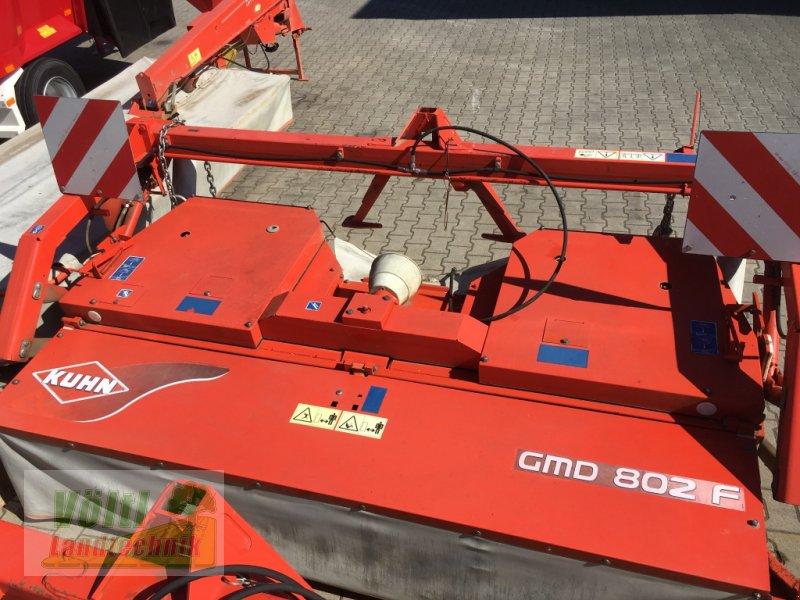 Mähwerk tip Kuhn GMD 802 F, Gebrauchtmaschine in Hutthurm bei Passau (Poză 1)