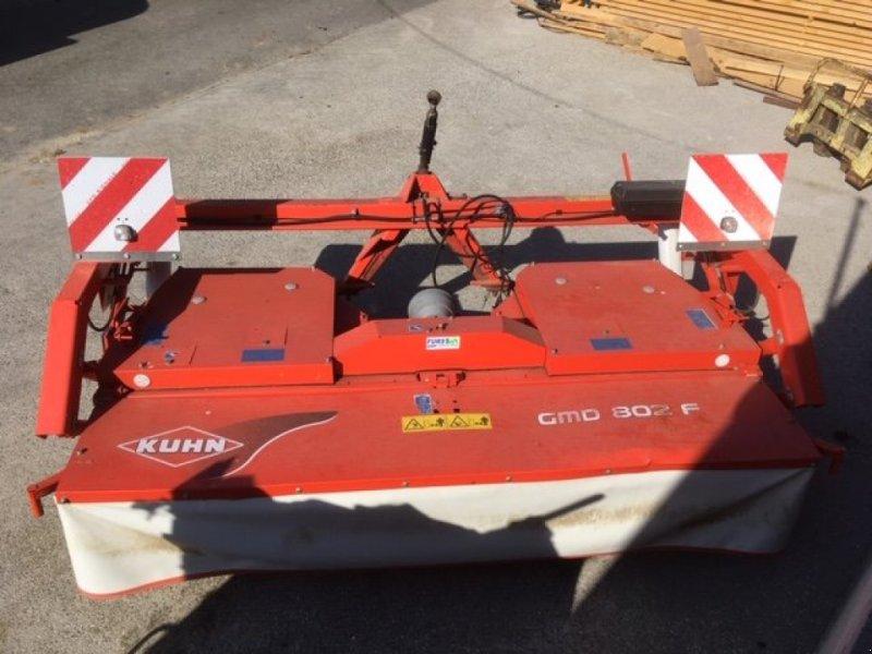 Mähwerk des Typs Kuhn GMD 802 F, Gebrauchtmaschine in Waldkirchen (Bild 1)