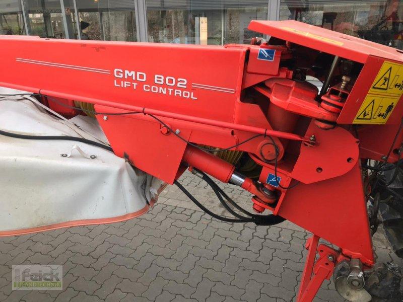 Mähwerk des Typs Kuhn GMD 802 Lift Control, Gebrauchtmaschine in Reinheim (Bild 1)