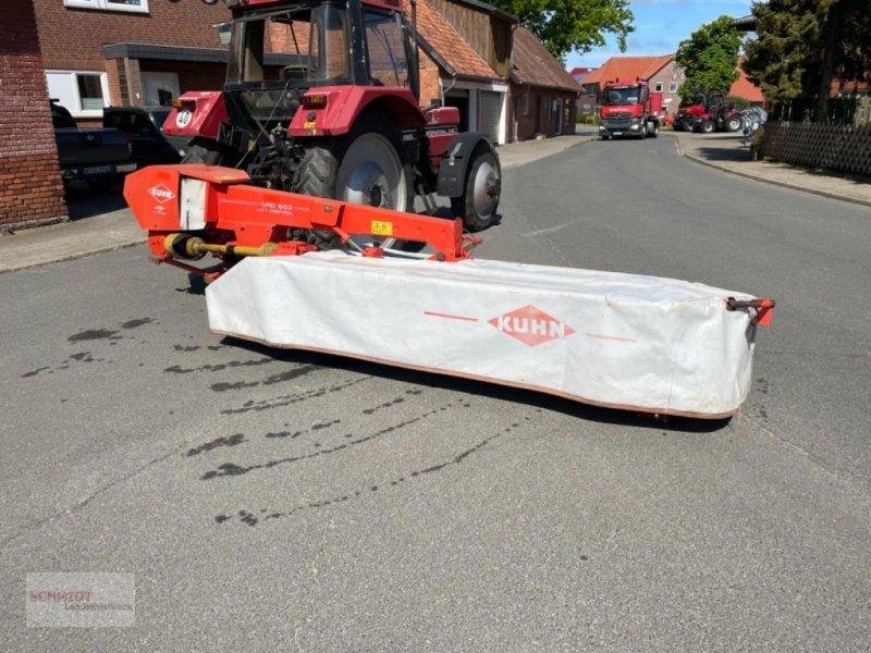 Mähwerk tip Kuhn GMD 802 !!!NEUER MÄHBALKEN!!!, Gebrauchtmaschine in Obernholz  OT Steimke (Poză 1)
