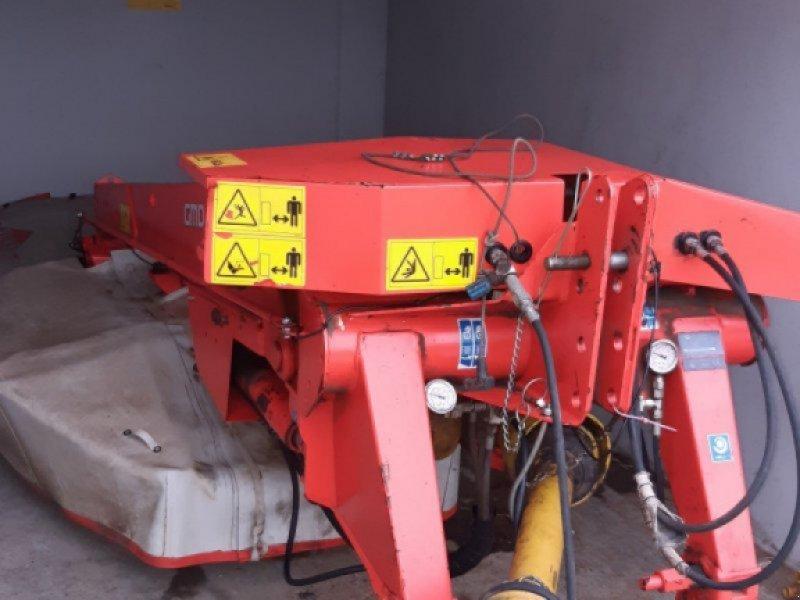 Mähwerk типа Kuhn GMD 802, Gebrauchtmaschine в Haunswies (Фотография 1)