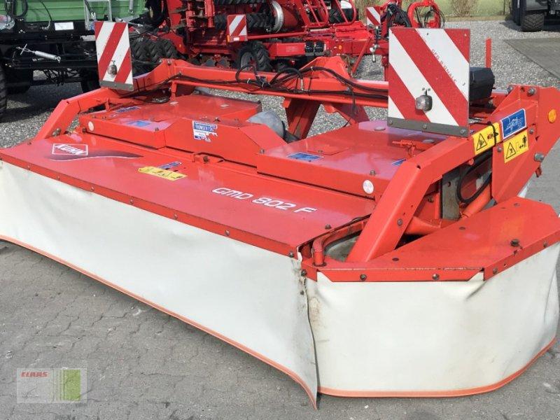 Mähwerk типа Kuhn GMD 802F-FF, Gebrauchtmaschine в Risum-Lindholm (Фотография 1)