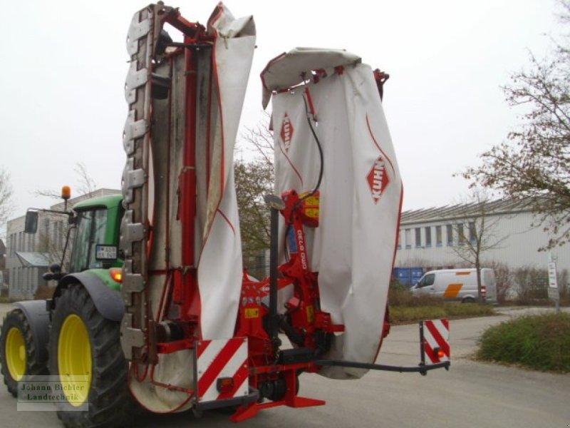 Mähwerk типа Kuhn GMD 8730, Gebrauchtmaschine в Unterneukirchen (Фотография 1)