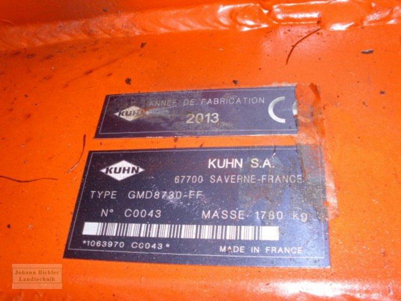Mähwerk des Typs Kuhn GMD 8730, Gebrauchtmaschine in Unterneukirchen (Bild 6)
