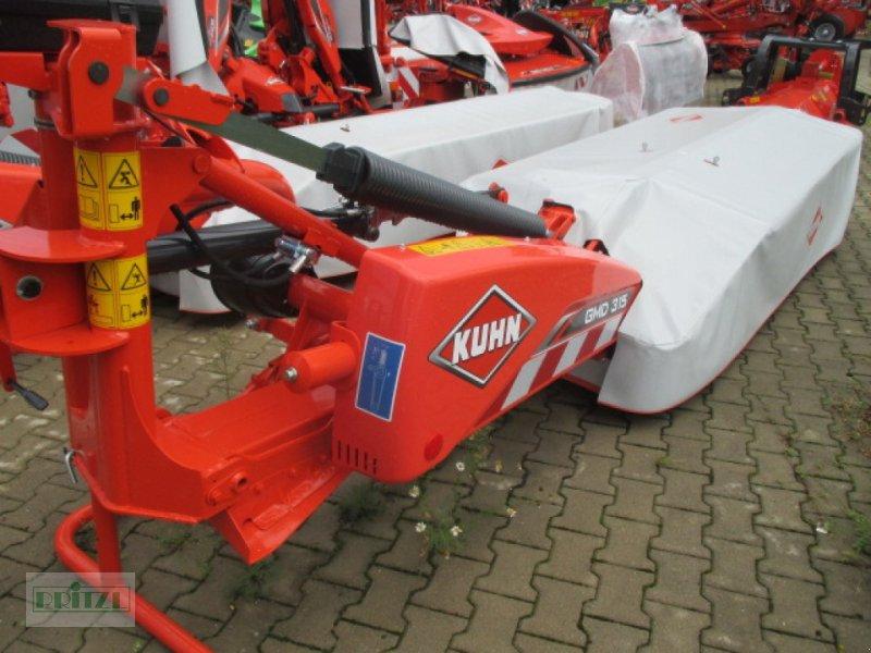 Mähwerk a típus Kuhn GMD315FF, Neumaschine ekkor: Bruckmühl (Kép 1)