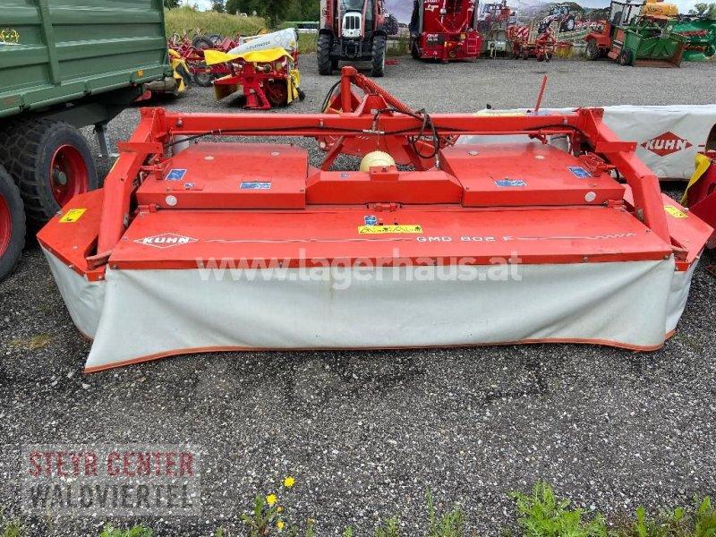 Mähwerk типа Kuhn GMD802F, Gebrauchtmaschine в Gmünd (Фотография 1)