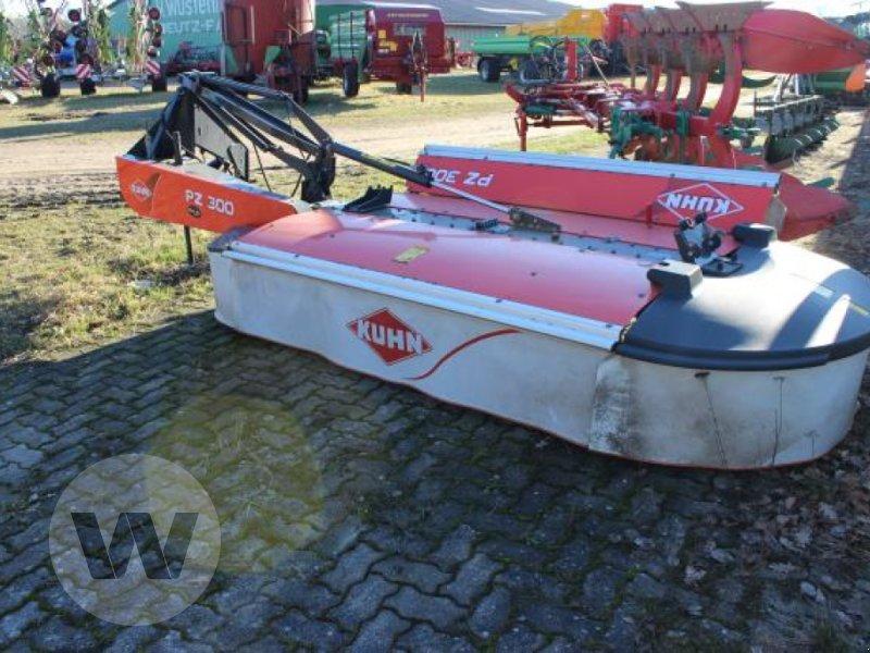 Mähwerk типа Kuhn PZ 300, Gebrauchtmaschine в Börm (Фотография 1)