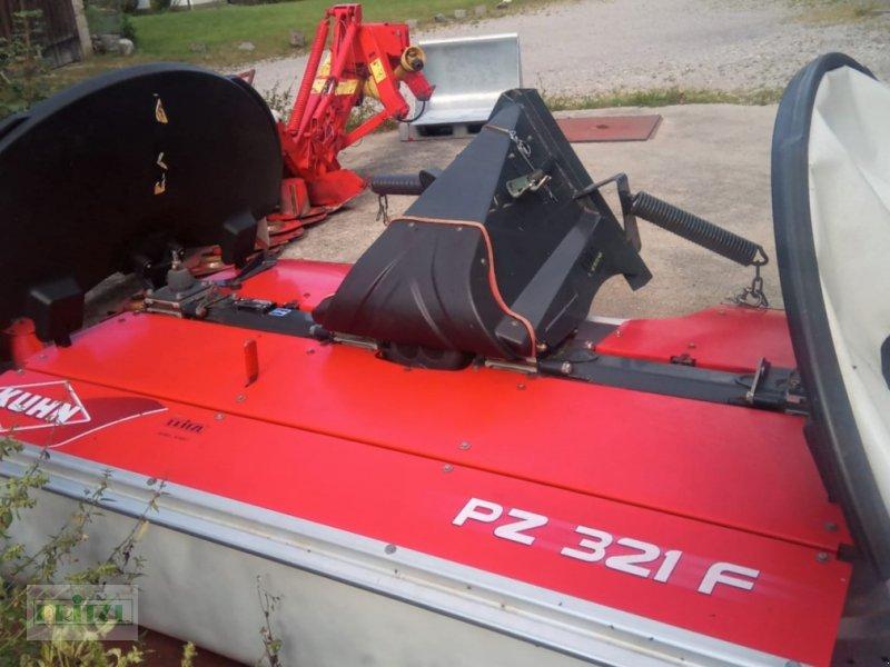 Mähwerk des Typs Kuhn PZ 321 F, Gebrauchtmaschine in Bruckmühl (Bild 1)