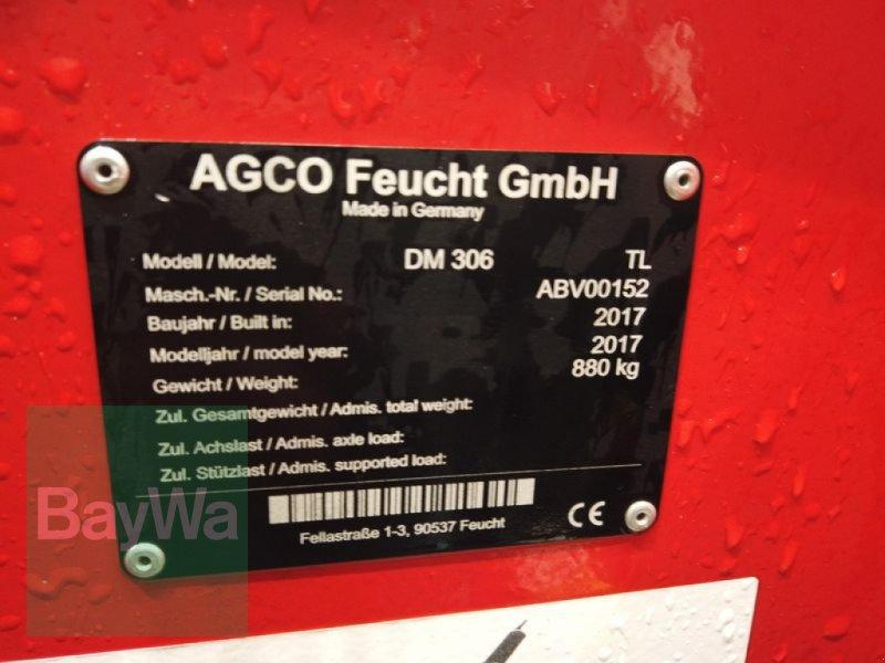 Mähwerk des Typs Massey Ferguson DM 306 TL, Gebrauchtmaschine in Manching (Bild 7)