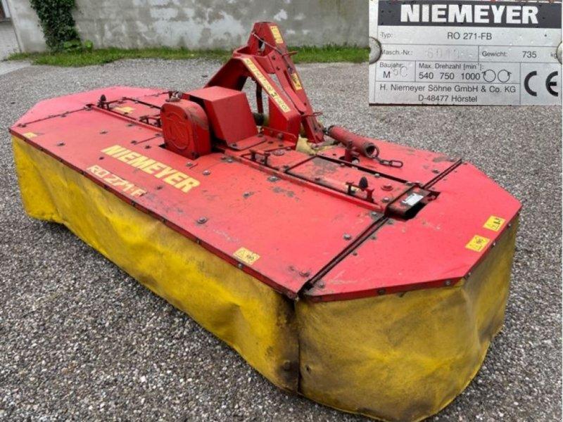 Mähwerk des Typs Niemeyer RO 271 FB, Gebrauchtmaschine in Reichersbeuern (Bild 1)