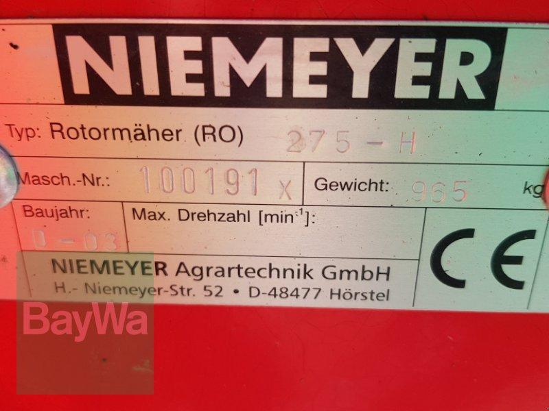 Mähwerk des Typs Niemeyer RO 275 H, Gebrauchtmaschine in Bamberg (Bild 5)