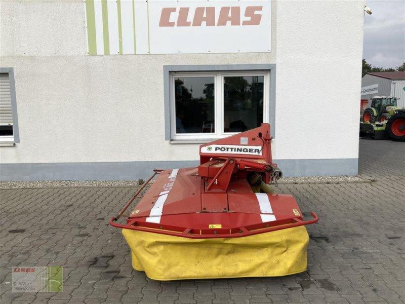 Mähwerk des Typs Pöttinger CAT 230 PLUS, Gebrauchtmaschine in Aurach (Bild 1)