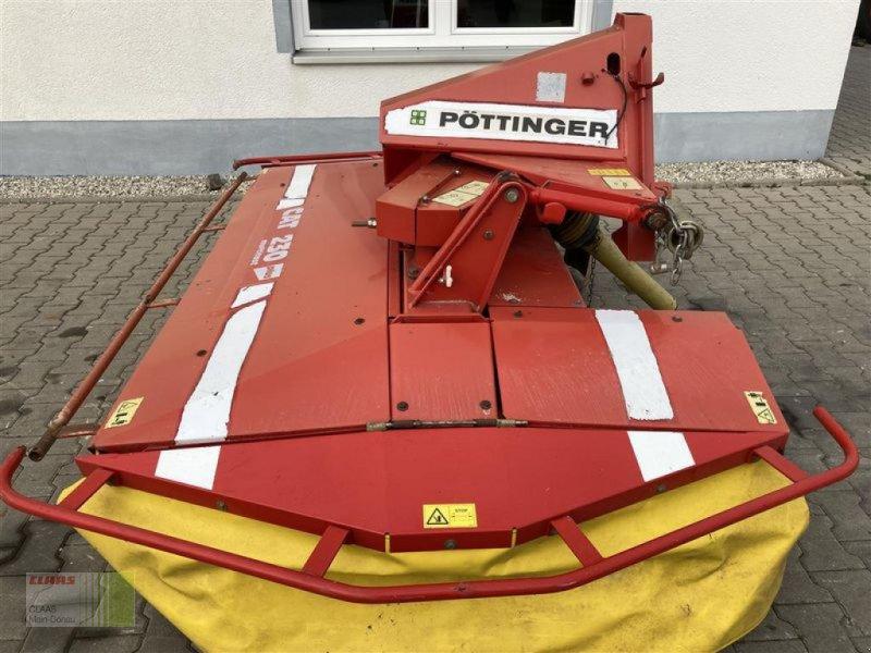 Mähwerk des Typs Pöttinger CAT 230 PLUS, Gebrauchtmaschine in Aurach (Bild 2)