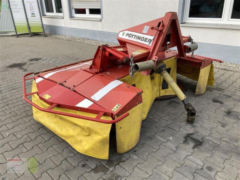 Mähwerk des Typs Pöttinger CAT 230 PLUS, Gebrauchtmaschine in Aurach (Bild 7)