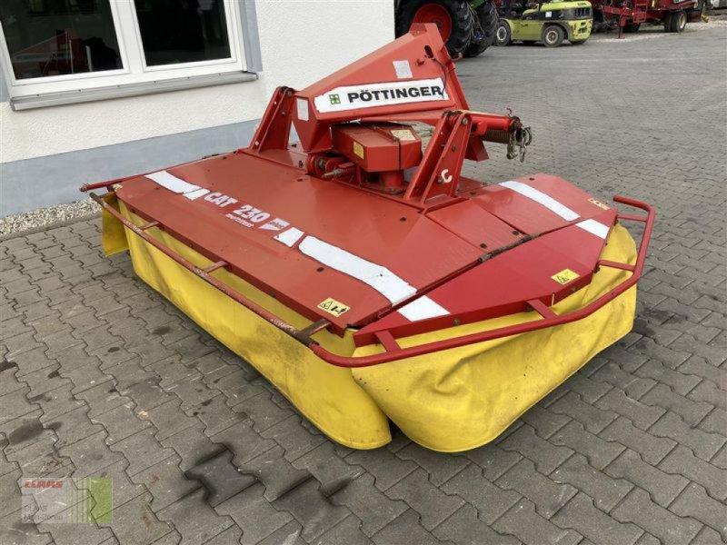 Mähwerk des Typs Pöttinger CAT 230 PLUS, Gebrauchtmaschine in Aurach (Bild 5)