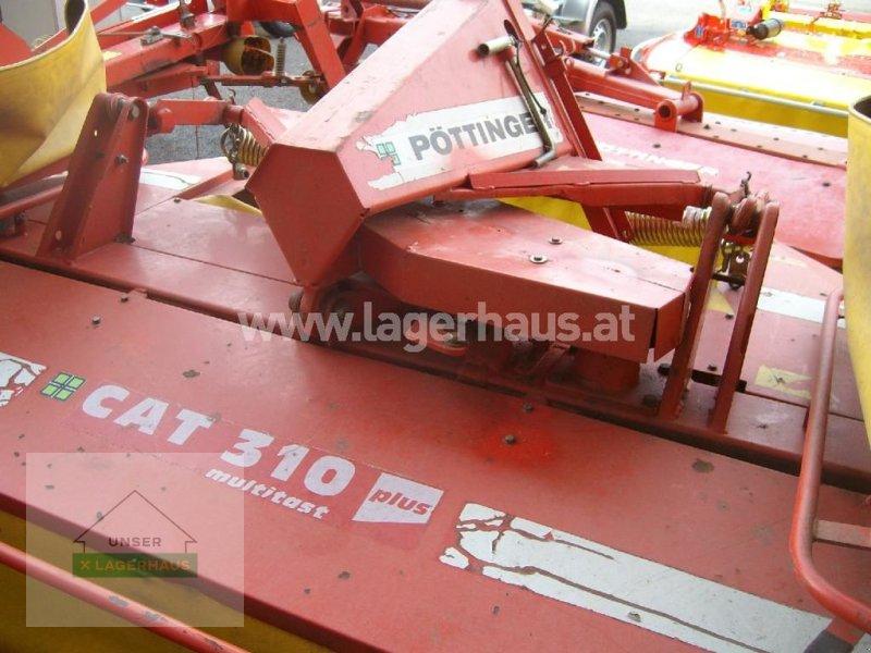 Mähwerk des Typs Pöttinger CAT 310 FRONT MULTITAST, Gebrauchtmaschine in Engerwitzdorf (Bild 1)