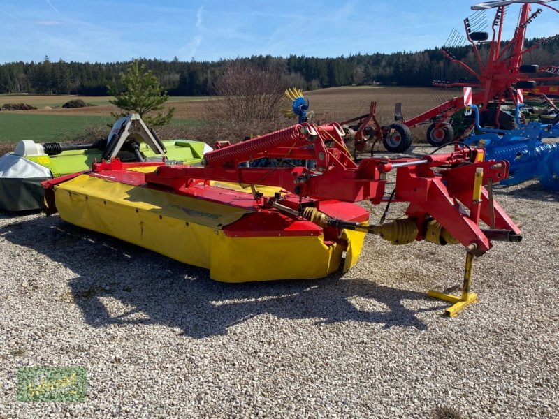Mähwerk des Typs Pöttinger Eurocat 315 H, Gebrauchtmaschine in Breitenbrunn (Bild 1)