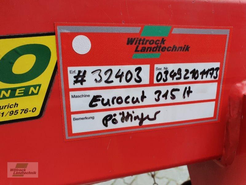 Mähwerk des Typs Pöttinger Eurocut 315 H, Gebrauchtmaschine in Rhede / Brual (Bild 2)