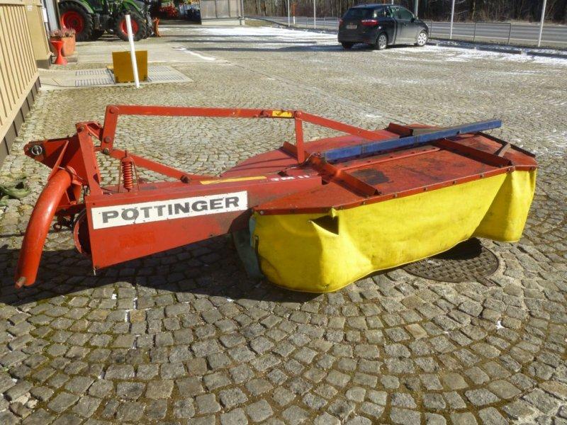 Mähwerk типа Pöttinger Hecktrommelmähwerk TM II, Gebrauchtmaschine в Ebensee (Фотография 1)