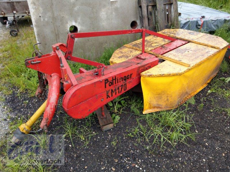 Mähwerk des Typs Pöttinger KM 170, Gebrauchtmaschine in Bayerbach (Bild 1)