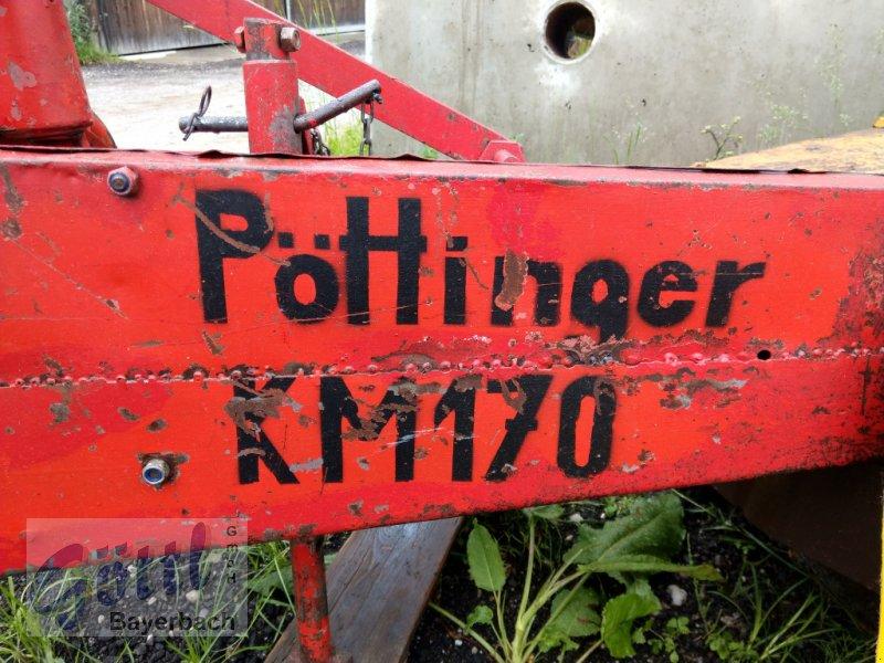 Mähwerk des Typs Pöttinger KM 170, Gebrauchtmaschine in Bayerbach (Bild 4)