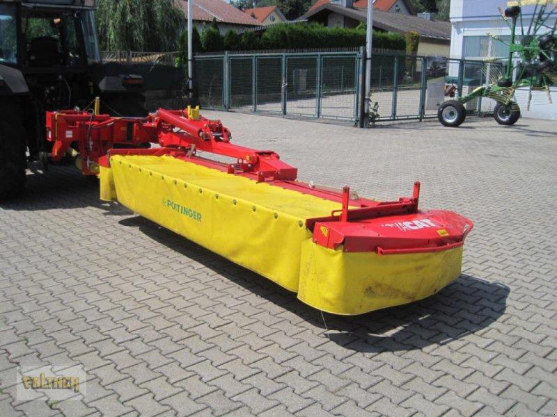 Mähwerk a típus Pöttinger NOVA CUT 350, Gebrauchtmaschine ekkor: Büchlberg (Kép 1)