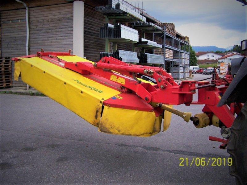 Mähwerk des Typs Pöttinger Novacat 265 H, Gebrauchtmaschine in Murnau (Bild 1)