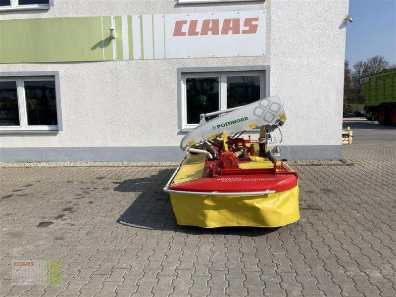 Mähwerk des Typs Pöttinger NOVACAT 301 ALPHA MOTION MASTE, Gebrauchtmaschine in Aurach (Bild 1)