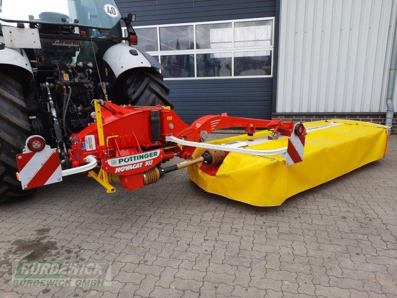 Mähwerk des Typs Pöttinger Novacat 302 *Lagermaschine*, Gebrauchtmaschine in Lamstedt (Bild 1)