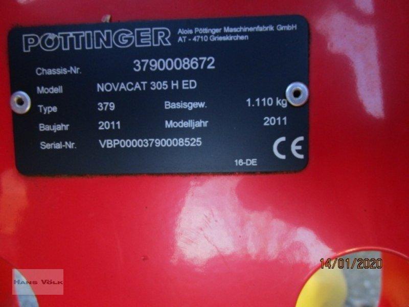 Mähwerk a típus Pöttinger Novacat 305 H ED, Gebrauchtmaschine ekkor: Soyen (Kép 6)