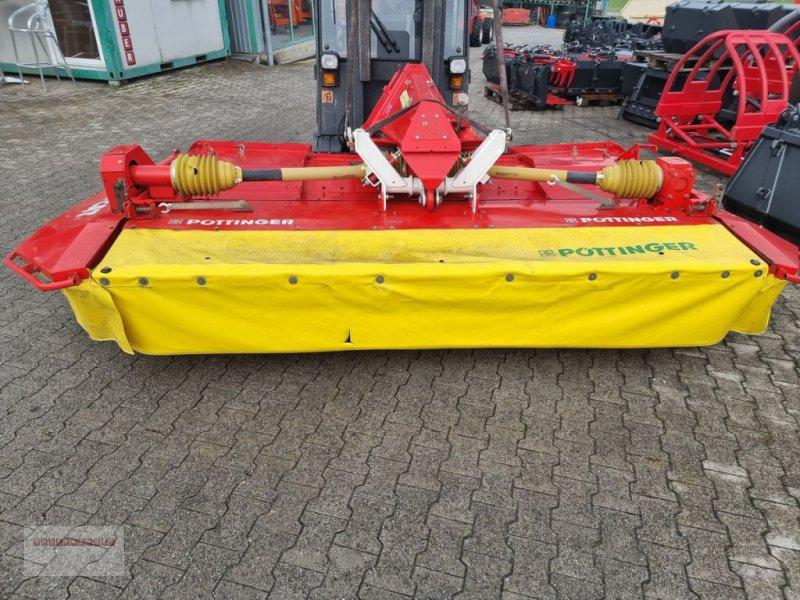 Mähwerk des Typs Pöttinger Novacat 306 ED mit Aufbereiter & Entlastung TOP, Gebrauchtmaschine in Tarsdorf (Bild 1)
