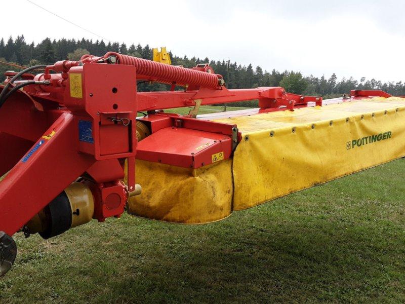 Mähwerk des Typs Pöttinger Novacat 350 H, Gebrauchtmaschine in Kastl (Bild 1)
