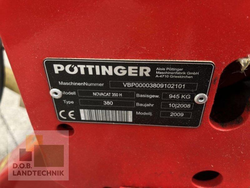 Mähwerk des Typs Pöttinger Novacat 350 H, Gebrauchtmaschine in Lauterhofen (Bild 5)
