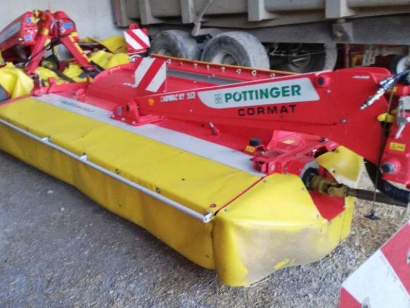 Mähwerk типа Pöttinger NOVACAT 352 ED, Gebrauchtmaschine в CHAUMONT (Фотография 1)