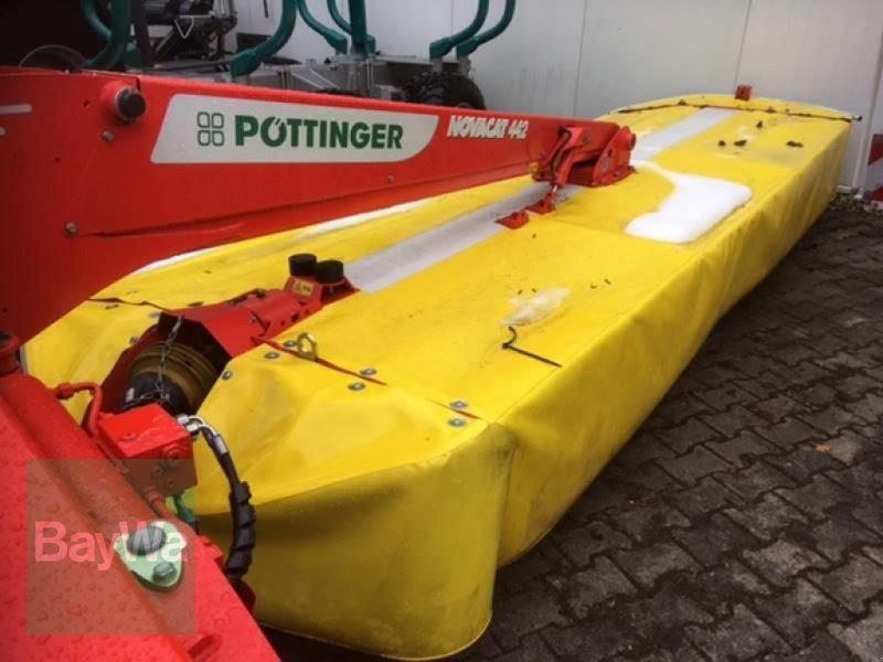 Mähwerk des Typs Pöttinger Novacat 442, Gebrauchtmaschine in Rinchnach (Bild 1)