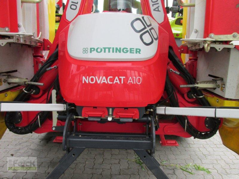 Mähwerk типа Pöttinger Novacat A10 ED, Gebrauchtmaschine в Reinheim (Фотография 1)