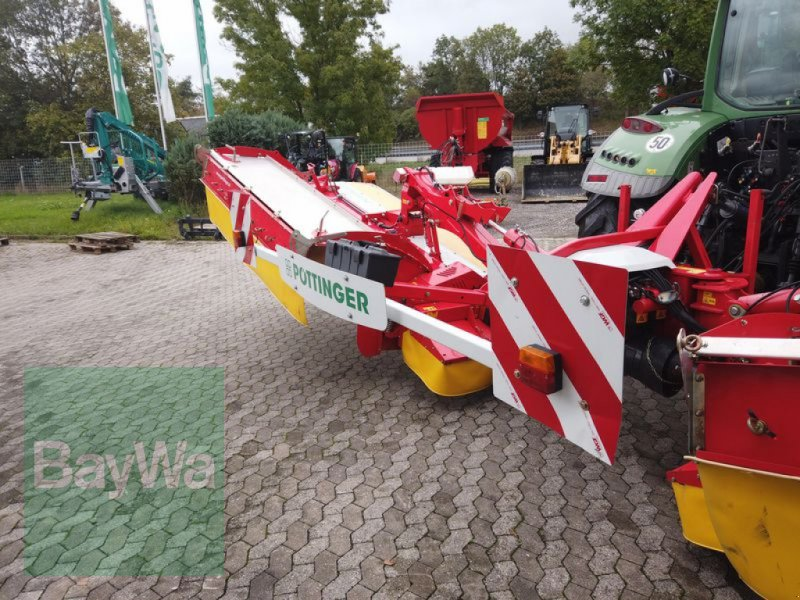 Mähwerk des Typs Pöttinger NOVACAT V10 ED, Gebrauchtmaschine in Manching (Bild 12)