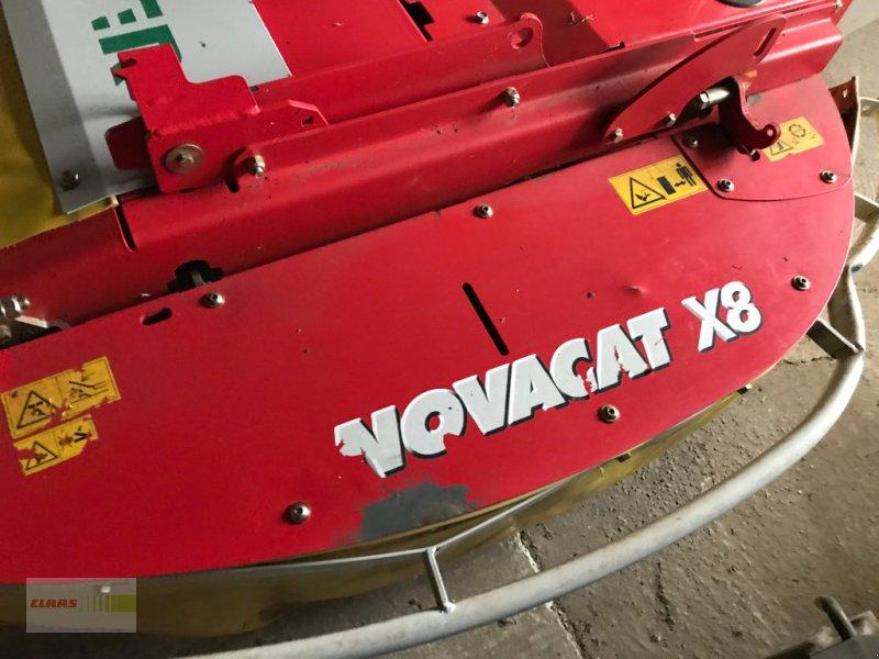 Mähwerk des Typs Pöttinger Novacat X8 collect PREIS reduziert, Gebrauchtmaschine in Oberessendorf (Bild 1)