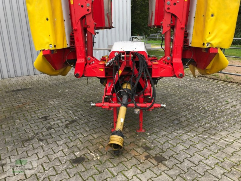 Mähwerk des Typs Pöttinger Novacat X8 ED, Gebrauchtmaschine in Rhede / Brual (Bild 3)