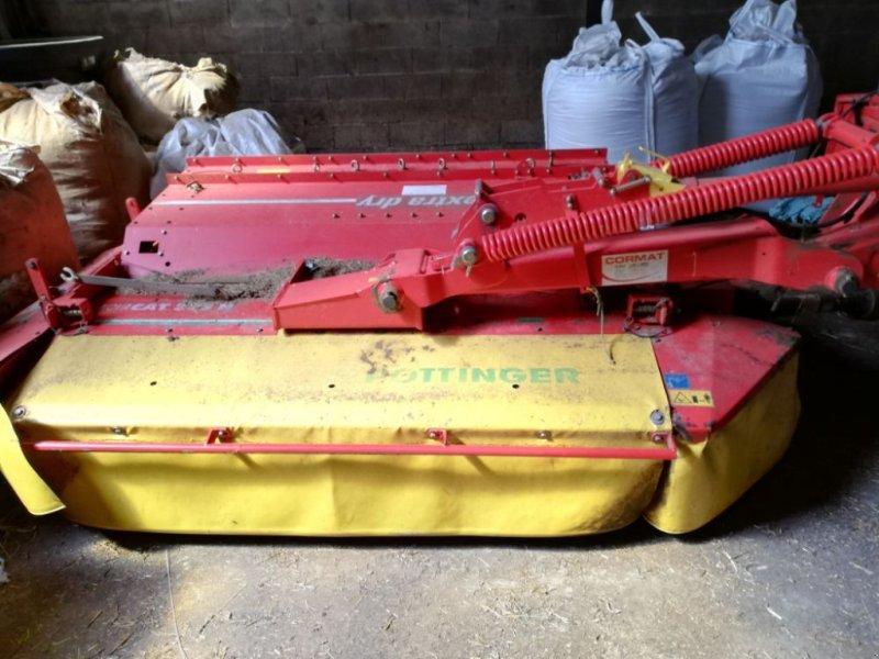 Mähwerk типа Pöttinger NOVACAT225, Gebrauchtmaschine в CHAUMONT (Фотография 1)