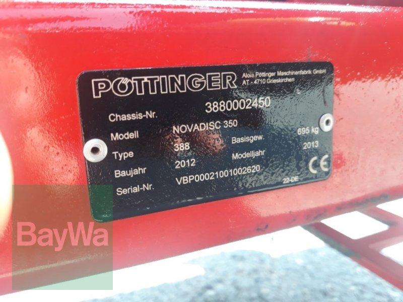 Mähwerk a típus Pöttinger Novadisc 350, Gebrauchtmaschine ekkor: Griesstätt (Kép 9)