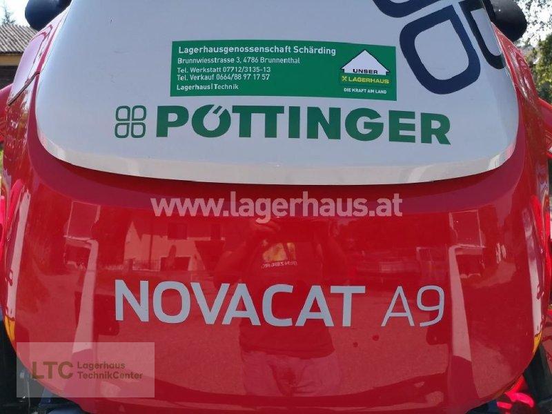 Mähwerk типа Pöttinger SCHEIBENMÄHWERK NOVACAT A9, Vorführmaschine в Schärding (Фотография 8)