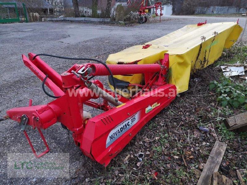 Mähwerk a típus Pöttinger SCHEIBENMÄHWERK NOVADISC 305, Gebrauchtmaschine ekkor: Schärding (Kép 2)
