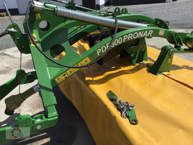 Mähwerk des Typs PRONAR PDF 300 Gezogen, Gebrauchtmaschine in Tiefenbach (Bild 10)