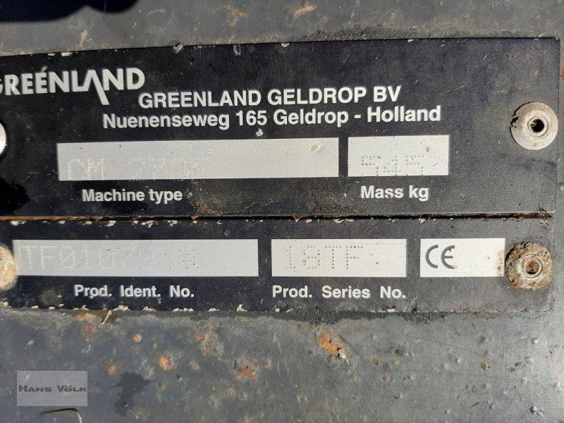Mähwerk des Typs PZ-Vicon CM 265 F, Gebrauchtmaschine in Antdorf (Bild 9)