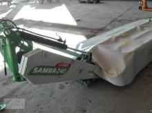SaMASZ Samba 240 Режущий аппарат