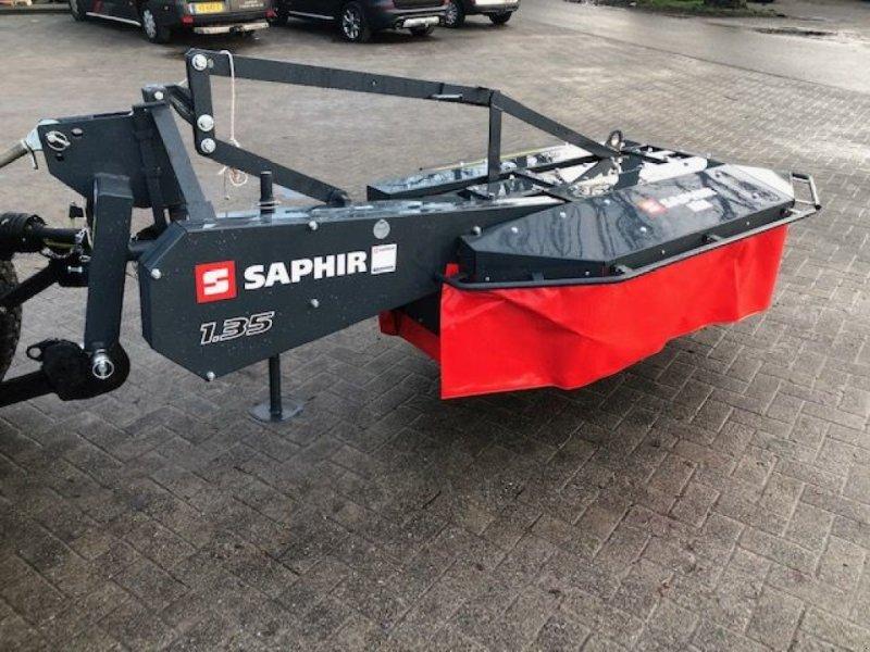 Mähwerk des Typs Saphir KM 136, Gebrauchtmaschine in Lunteren (Bild 1)