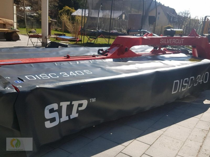 Mähwerk des Typs SIP Silvercut 340S >>Top Angebot!!<< Mähwerk, Neumaschine in Heimbuchenthal (Landkreis Aschaffenburg) (Bild 1)